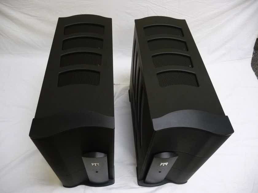 Theta Digital Citadel 1.5 Mono Block Amplifiers Worlds Best Mono Blocks - Rare Opportunity - Matched Pair!