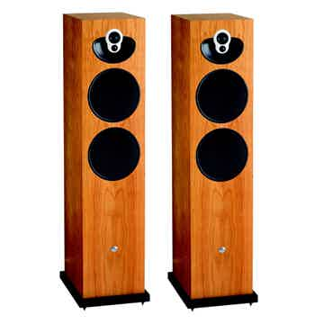 LINN MAJIK 140 Tower Speakers (Cherry): Excellent Trade...