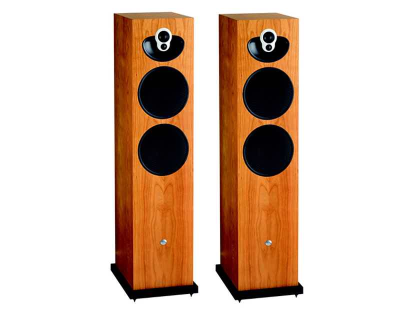 LINN MAJIK 140 Tower Speakers (Cherry): Excellent Trade-in; 1 Yr. Warranty; 58% Off