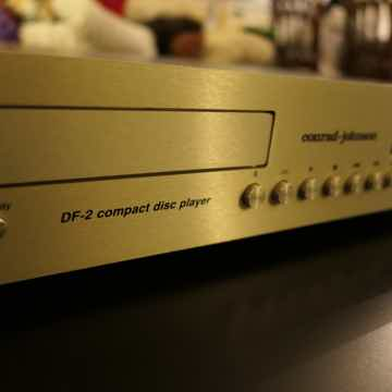 DF2 Conrad Johnson CD Players