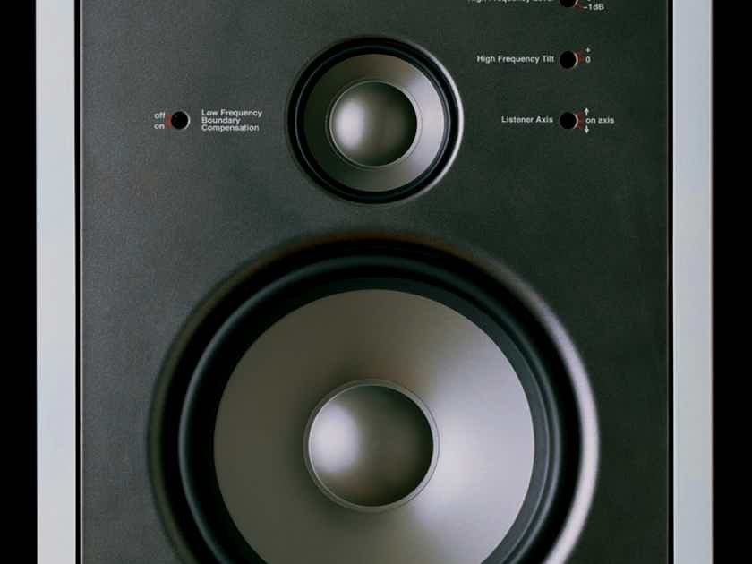 Revel i30 IN WALL, 3-WAY SPEAKERS, A PAIR, NEW IN ORIGINAL BOXES W/ALL ACCESSORIES