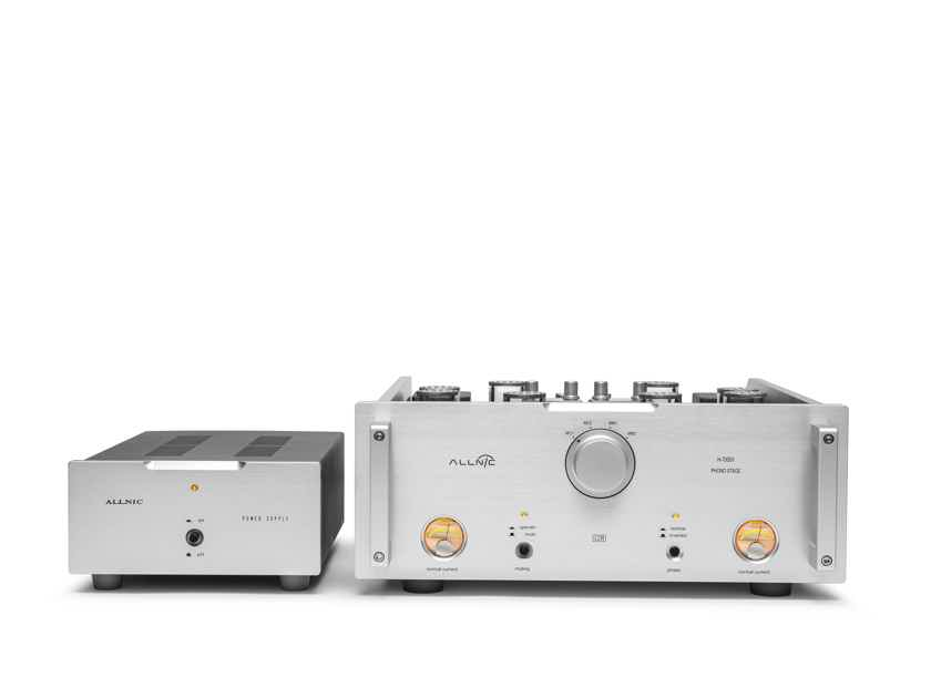 Allnic H-7000 LCR Phono Stage