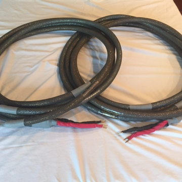 Double Barrel 12' speaker cables
