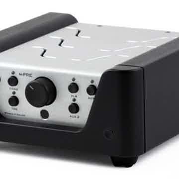 Wyred 4 Sound mPRE: Pre-amp,  DAC