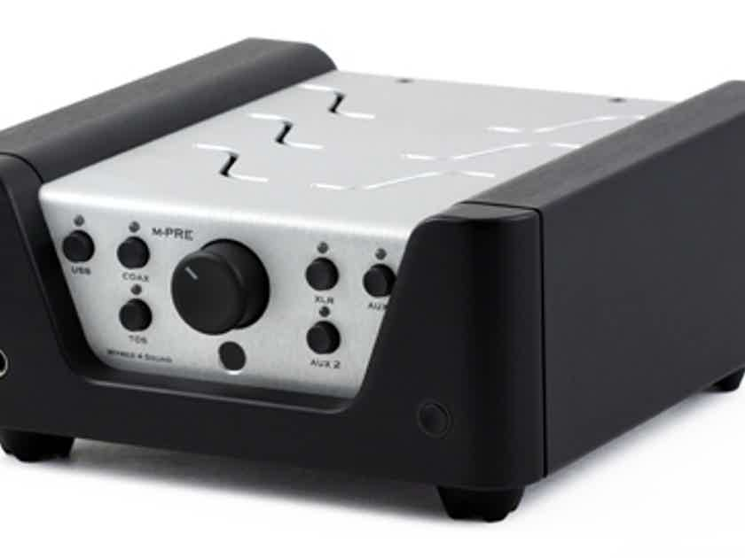 Wyred 4 Sound mPRE: Pre-amp,  DAC Award winning product!