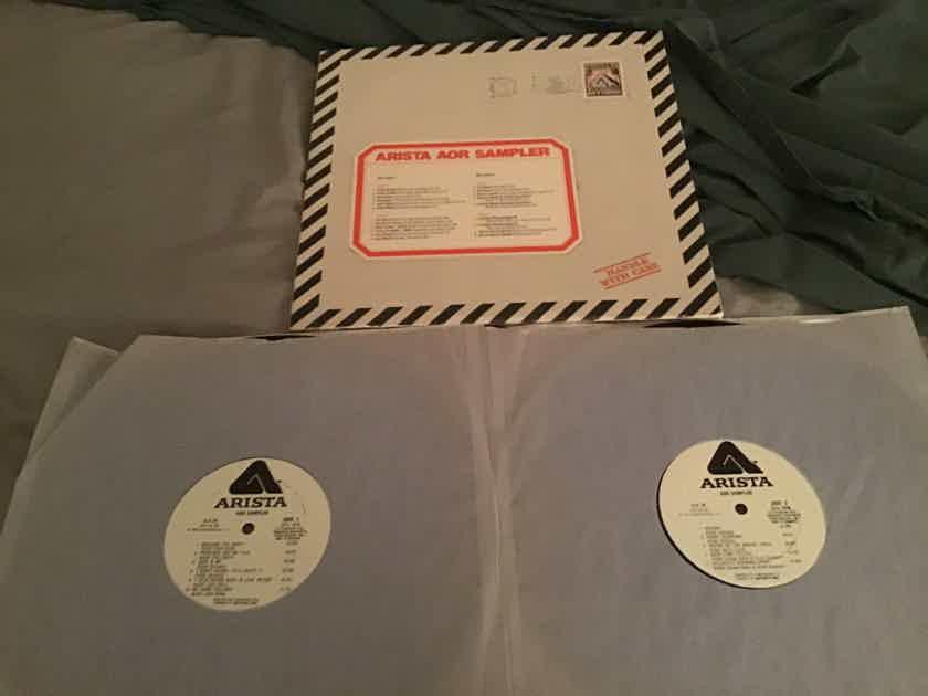 Various Lou Reed Patti Smith Band Jerry Garcia Band Arista AOR Sampler