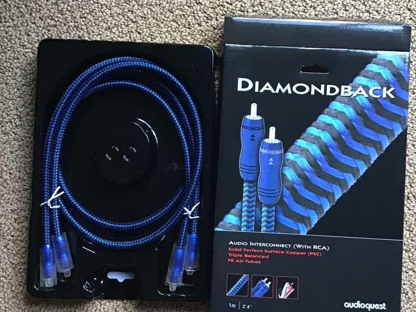 AudioQuest Diamondback int
