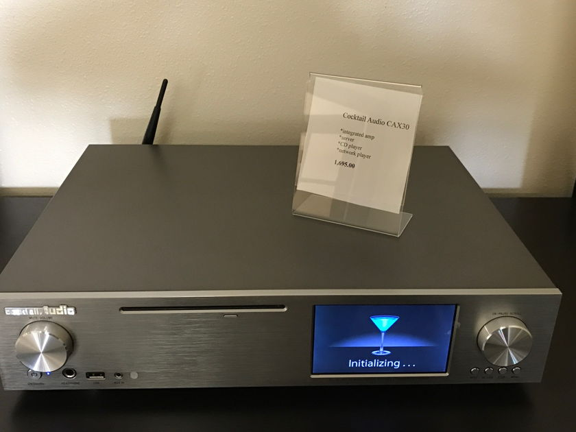 Cocktail Audio X30 Integrated Amp