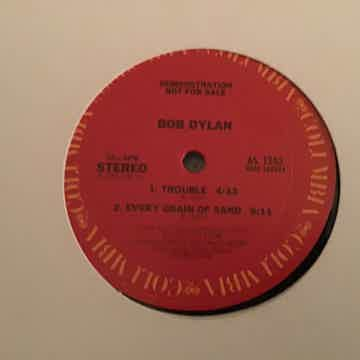 Bob Dylan Promo 12 Inch EP  Shot Of Love + 3 Tracks