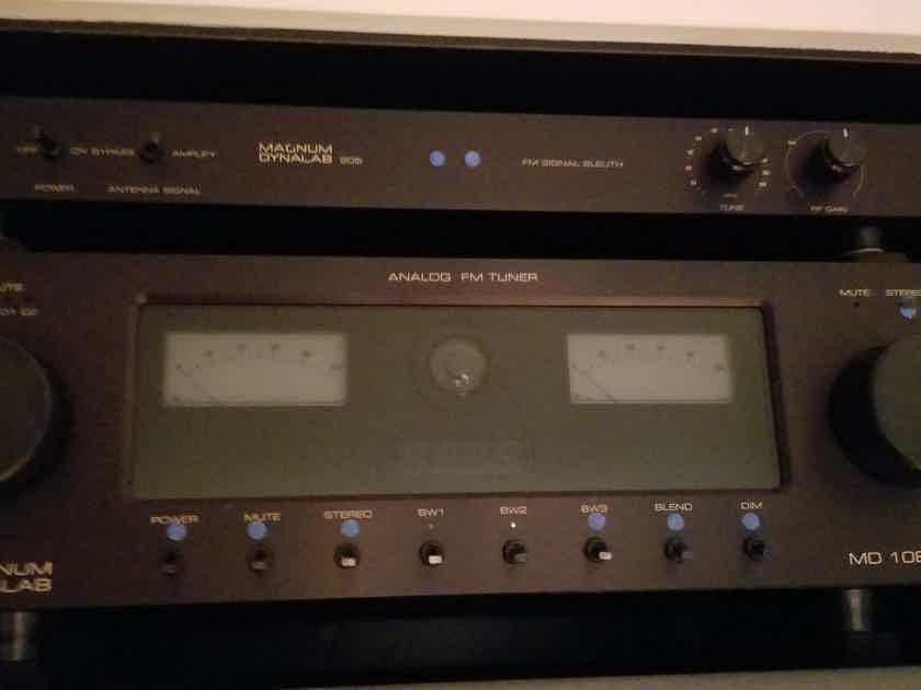 Magnum Dynalab MD108T Signature Edition  Analog FM Tuner