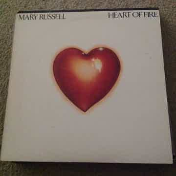 Mary Russell - Heart Of Fire Paradise Records Vinyl LP NM