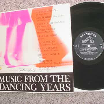 Music from the dancing years lp record Armstrong Cugat Dorsey Duke Shaw