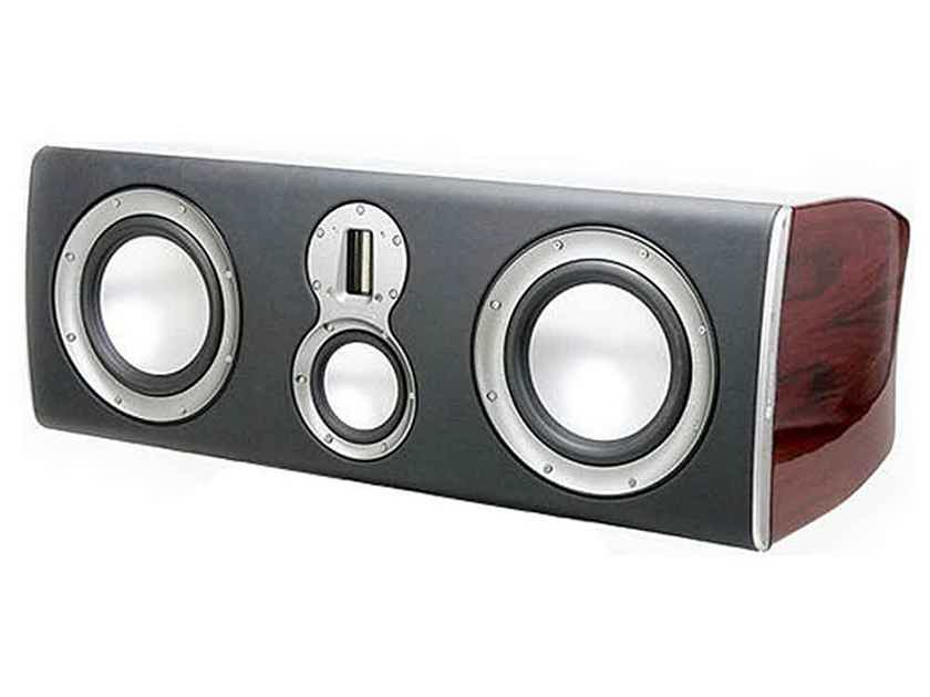 Monitor Audio Platinum PLC350 Center Speaker (Rosewood): EXCELLENT Trade-In; w/Wrnty; 62% Off