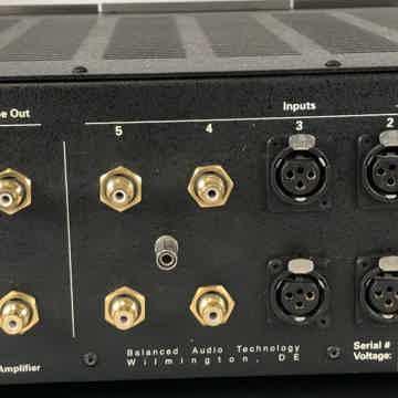 Balanced Audio Technology VK-40