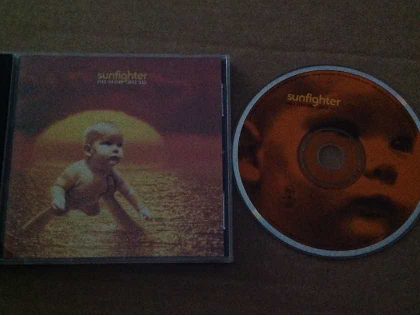 Paul Kantner Grace Slick - Sunfighter RCA Grunt Records Compact Disc