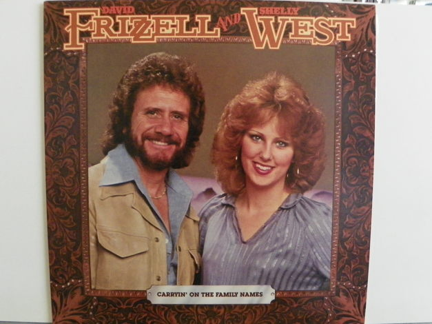 DAVID FRIZZELL & SHELLY WEST