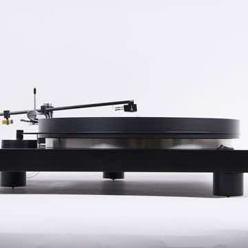 Holbo Airbearing Turntable System with airbearing tangetial tonearm