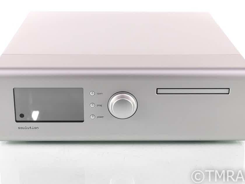 Soulution 540 CD / SACD Player; Remote (27344)