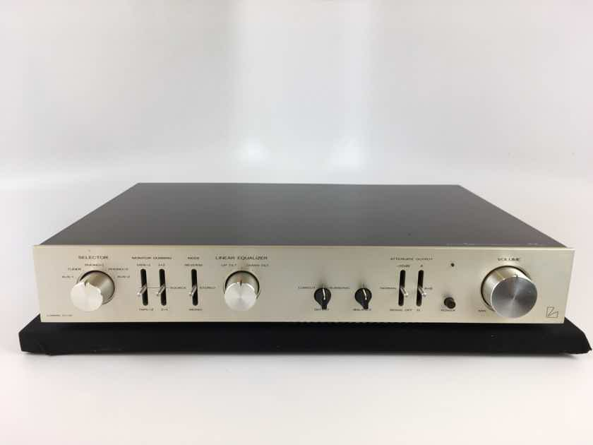 Luxman CL-32 All Tube Preamp with 2 Phono Inputs, Made in Japan