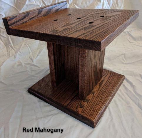 Red Mahogany Stain