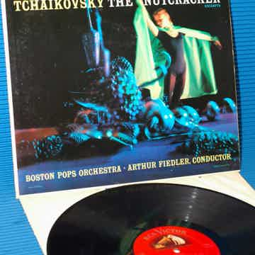 "TCHAIKOVSKY / Fiedler  - ""The Nutcracker"" -  RCA ""Shade..."