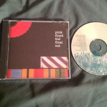 Pink Floyd  The Final Cut Columbia Records Compact Disc