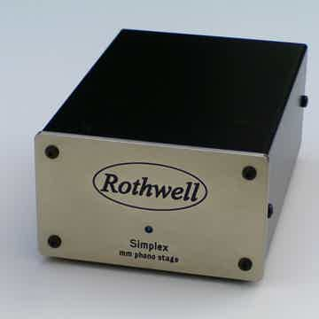 Hand Made Simplex Phono Preamplifier