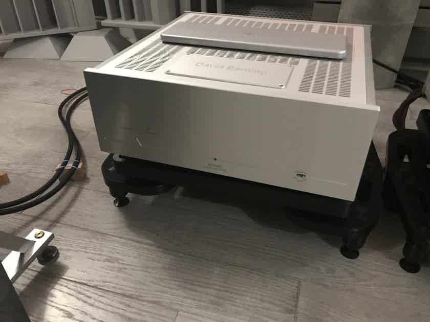David Berning Co QuadratureZ mono amps (Latest version) Lowered $$$