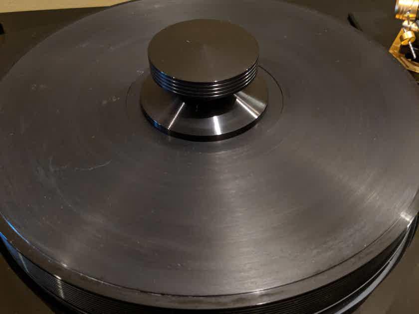 Basis Debut Gold Standard MKV w/Signature Upgrade & Graham Model 1.5 Tonearm
