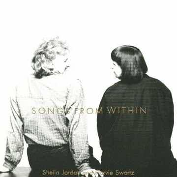 Sheila Jordan Harvie Swartz Bass Songs From Within-MA Recordings EmeraldSeries C D