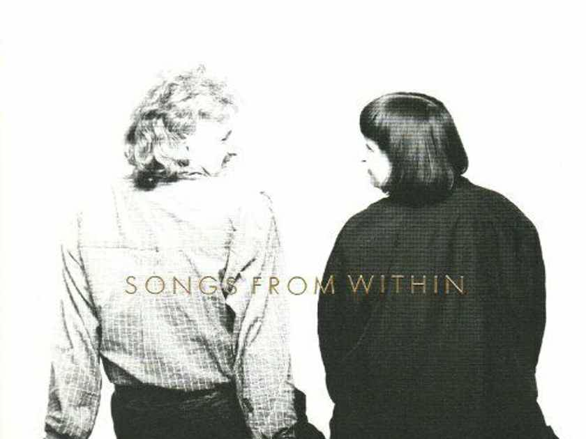 Sheila Jordan Harvie Swartz Bass Songs From Within-MA Recordings EmeraldSeries C D