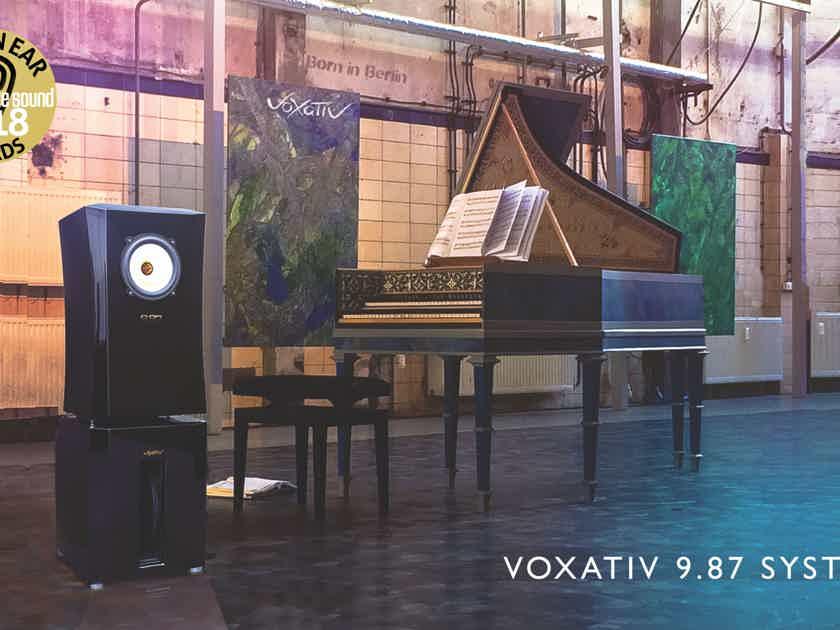 Voxativ 9.87 System - AC-PiFe Edition