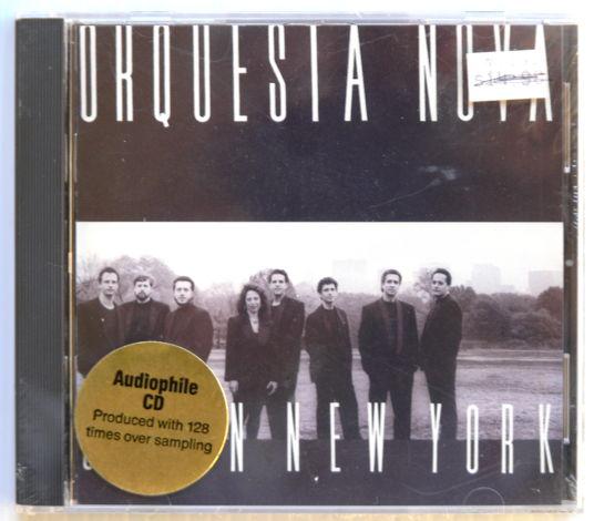 CHESKY CD ORQUESTA NOVA ** SEALED ** Salon New York