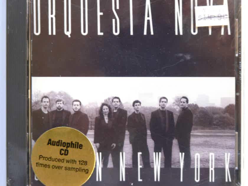 CHESKY CD ORQUESTA NOVA ** SEALED **  - Salon New York 1992