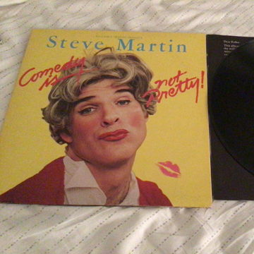 Steve Martin Comedy Is Not a Pretty!