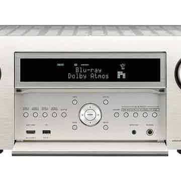 Denon AVR-X8500H Silver