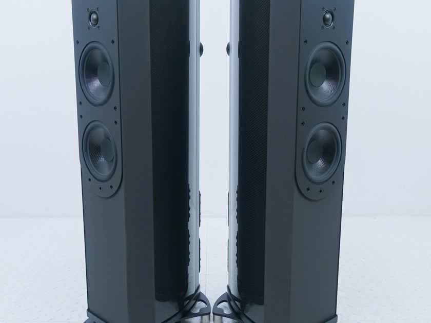 Wilson Benesch A.C.T. C60 Limited Edition Floorstanding Speakers Black Pair (13970)