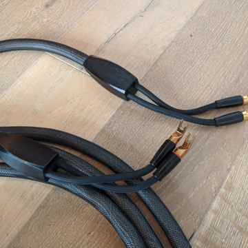 Transparent Audio Reference Speaker Cable