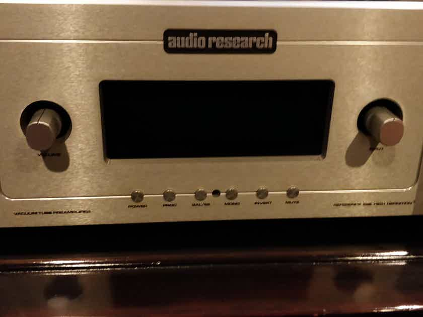 Audio Research Reference 5SE Preamp Silver Color