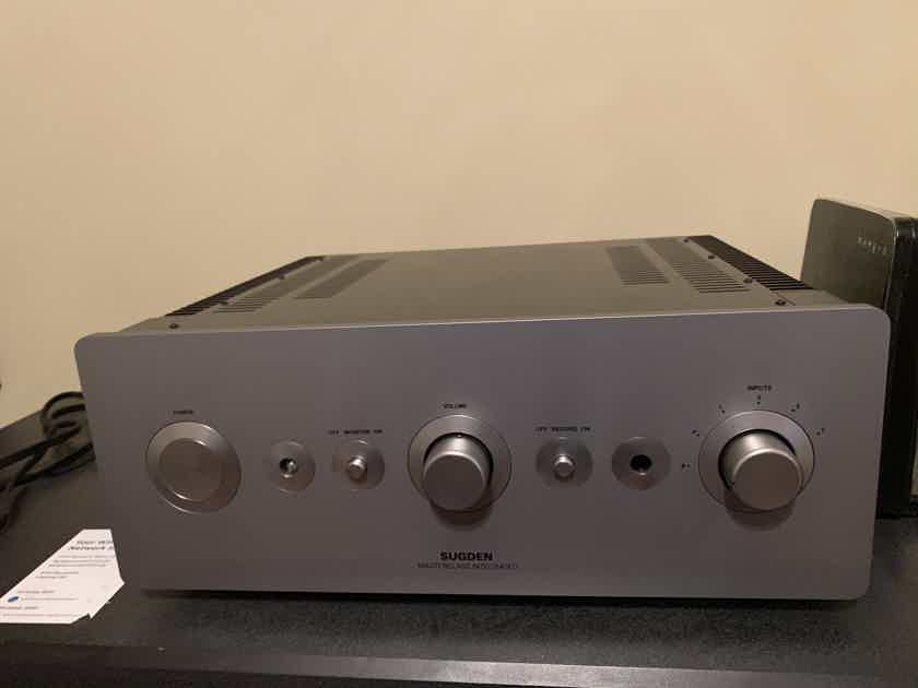 Sugden Audio Products IA4 Class A Integrated-As New-Incredible Integrated