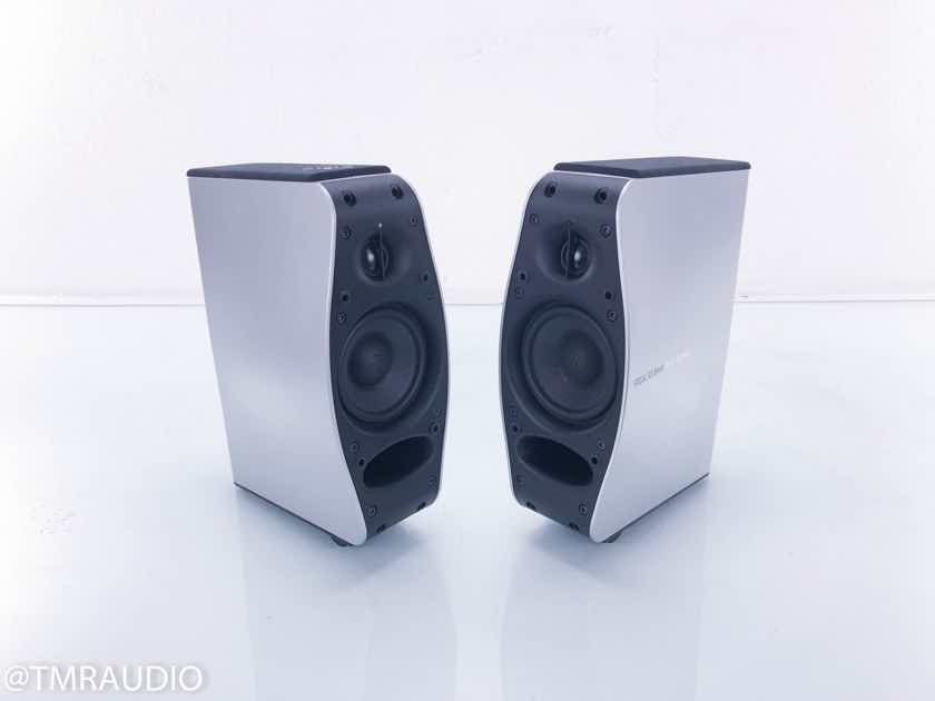 Focal XS Book Powered Bookshelf Speakers Pair; AS-IS (High-pitched noise) (13089)