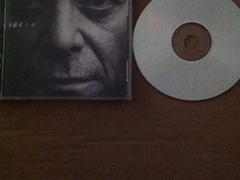 Lou Reed - Perfect Night Live In London Reprise Records Compact Disc
