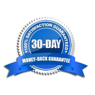 30-day Money Back Warranty