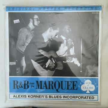 R & B from the Marquee