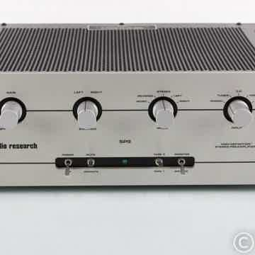 SP9MKII Vintage Stereo Tube Preamplifier