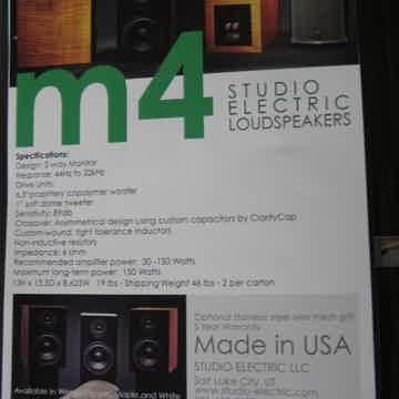 M4 Monitors
