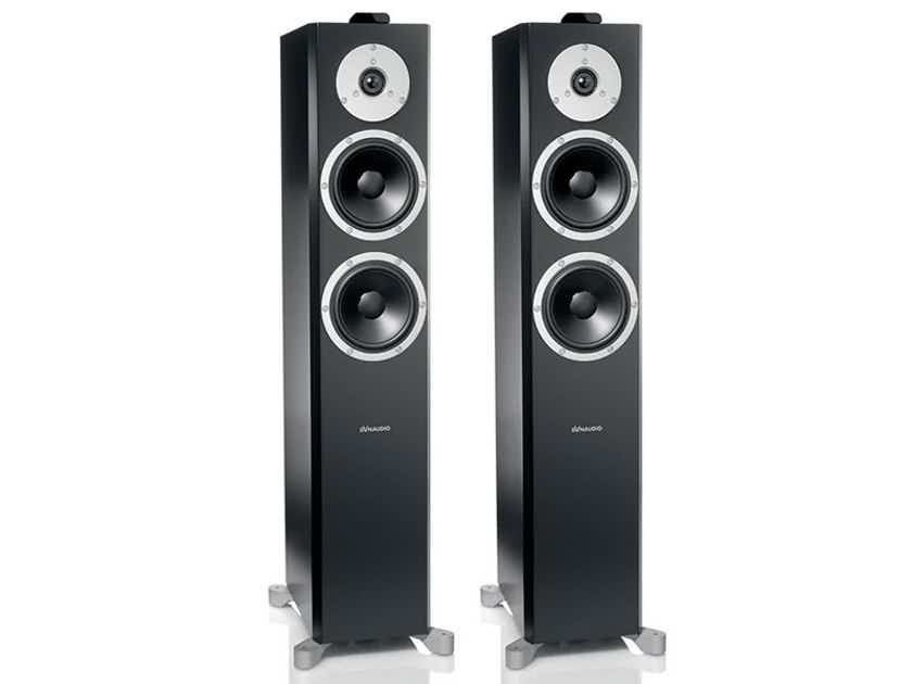 Dynaudio Xeo 6  Active Floorstanding Speakers (Black): NEW-In-Box; Full Warranty; 50% Off