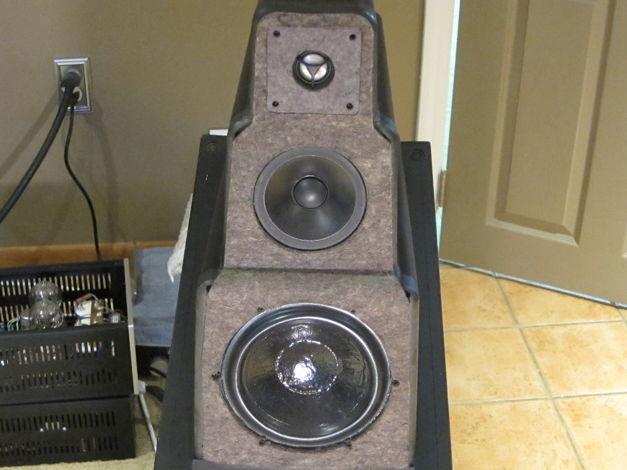 Right Speaker Drivers