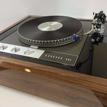 Garrard 401 Custom Vintage Turntable with SME 3009 Impr...