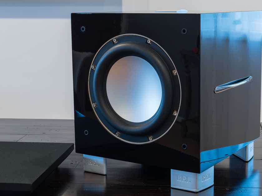 Rel S3 SHO Subwoofers, Pair in Mint Condition.  S3 SHO Price Reduction